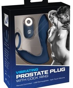05948810000 verp 248x300 - Vibrating Prostate Plug with c