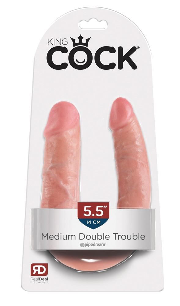 05133260000 verp - King Cock Double Trouble
