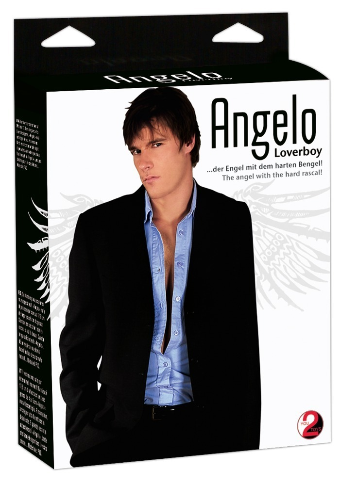 "05184500000 verp - Male Love Doll ""Angelo"""