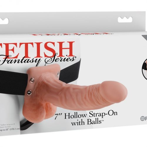 05316420000 verp 500x500 - Hollow Strap-on with Balls