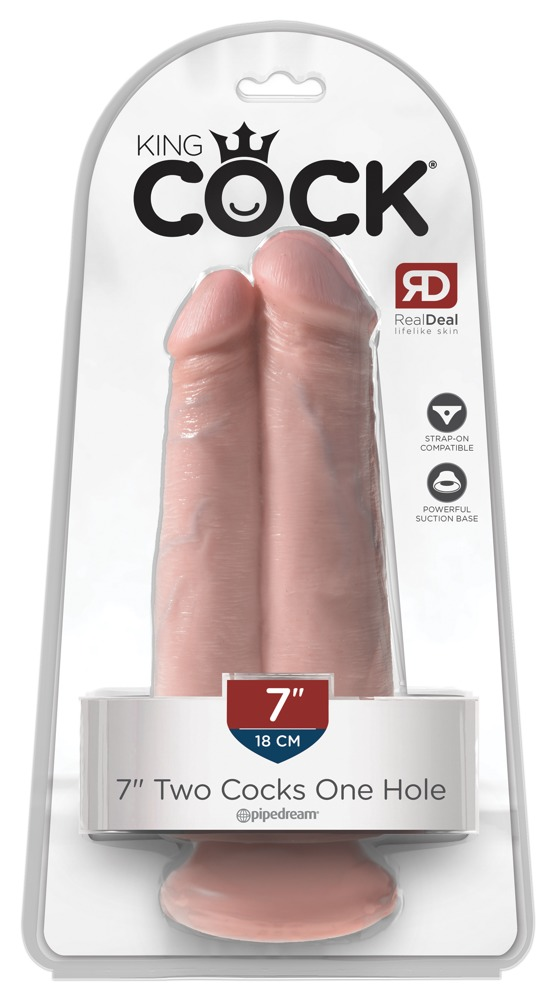 """05335300000 verp - 7"""" Two Cocks One Hole"""
