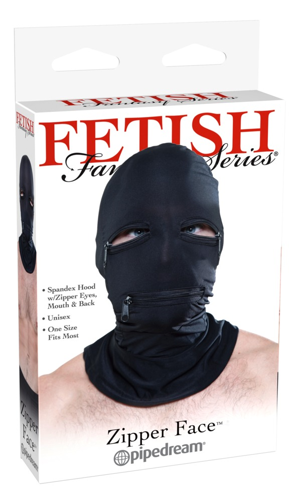 05406170000 verp - Zipper Face Hood