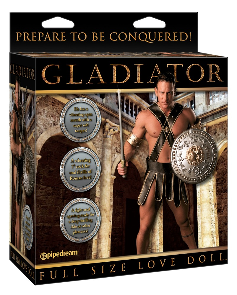 05437210000 nor a - Gladiator Love Doll