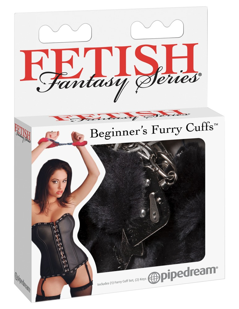 05439000000 verp - Beginner's Furry Cuffs