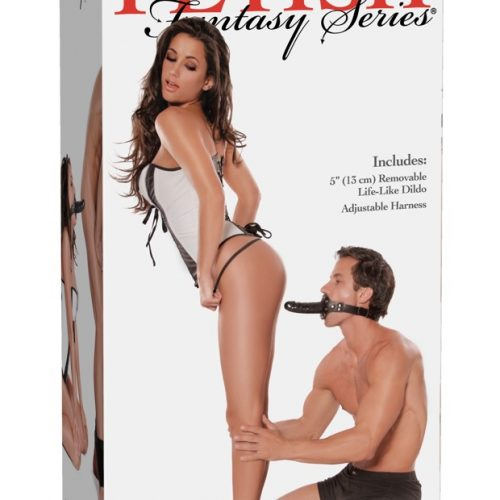 05439500000 verp 500x500 - Deluxe Ball Gag with Dildo
