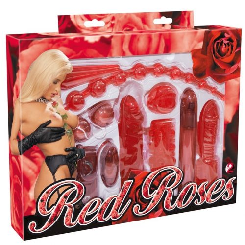 05609360000 verp 500x500 - Red Roses Set