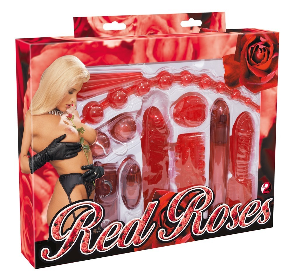 05609360000 verp - Red Roses Set