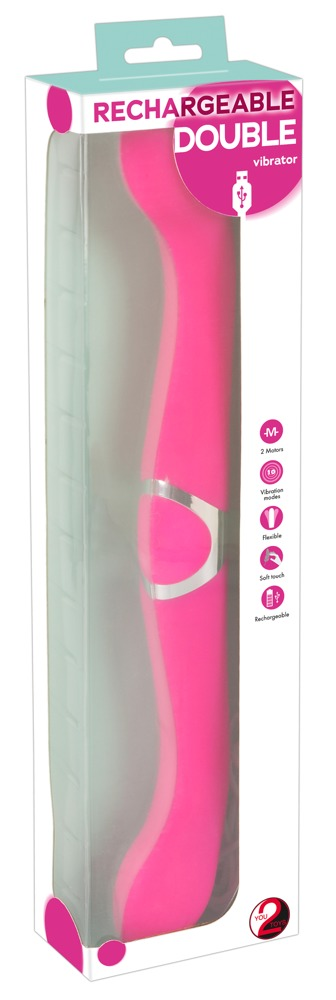 05933620000 verp - Rechargeable Double Vibrator