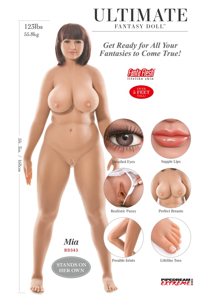 05968250000 verp - Ultimate Fantasy Dolls Mia