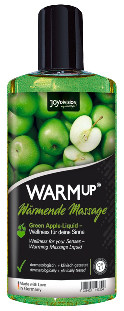 06115810000 nor a - WARMup Green Apple 150 ml