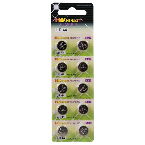 07405190000 500x500 - 10 Button Cell Batteries