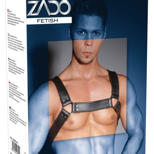 20100031001 verp 500x500 - Leather Chest Harness