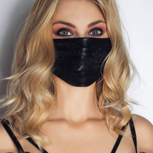 24803601100 nor a 500x500 - Face Mask with Lace